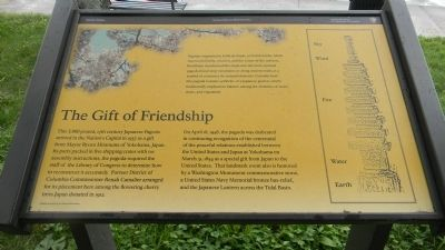 The Gift of Friendship Marker Photo, Click for full size