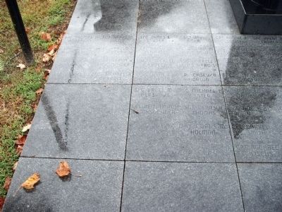 Left - - Memorial Stones Photo, Click for full size