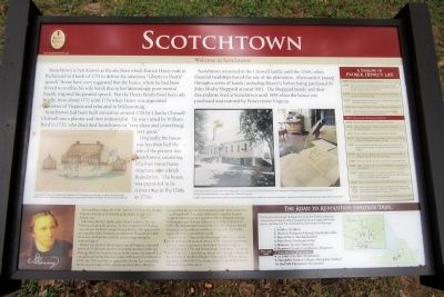 Scotchtown Marker image. Click for full size.