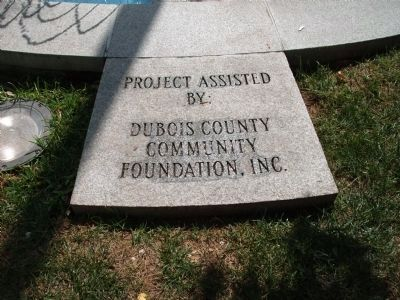 Dubois County Community Foundation - Keystone Photo, Click for full size