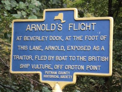 Arnold�s Flight Marker image. Click for full size.