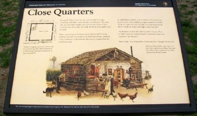 Close Quarters Marker image. Click for full size.