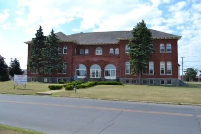 Headquarters Plattsburgh Barracks image. Click for full size.