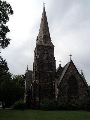 St. Mary�s Episcopal Church image. Click for full size.
