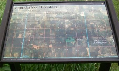 Boundaries of Freedom Marker image. Click for full size.