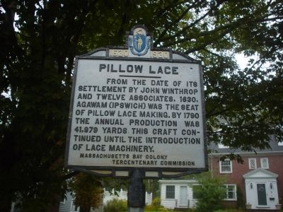 Pillow Lace Marker image. Click for full size.