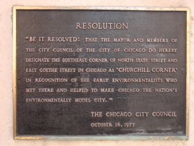 Resolution plaque on the right. image. Click for full size.