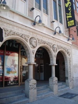 Second City entrance image. Click for full size.
