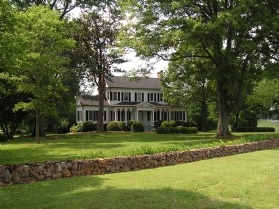 Springfield Plantation House Photo, Click for full size