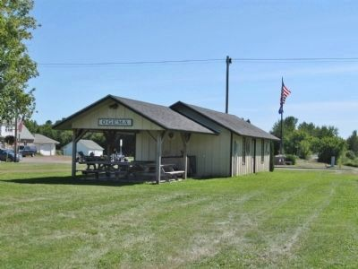 Nearby Historic Ogema Depot image. Click for full size.