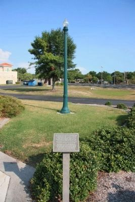 The Venice-Nokomis Bank Marker image. Click for full size.