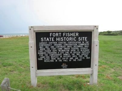 New State Historical Site Sign image. Click for full size.