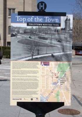 On the Circle Marker, Reverse image. Click for full size.