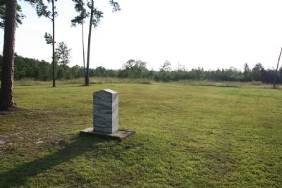 Fort Sinquefield Marker Photo, Click for full size
