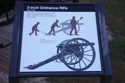 3 - inch Ordnance Rifle Marker image. Click for full size.