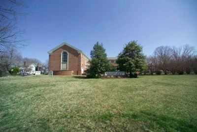Baptist Church image. Click for full size.