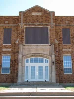 Turkey High School image. Click for full size.