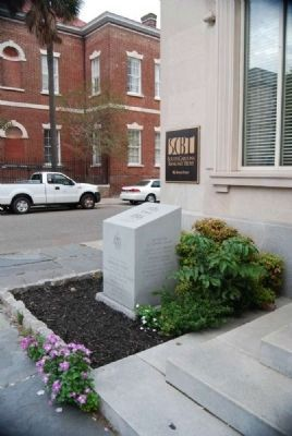 Shepheard&#39;s Tavern Monument<br>Southeast Corner image. Click for full size.