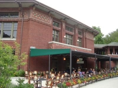 Cafe Brauer image. Click for full size.