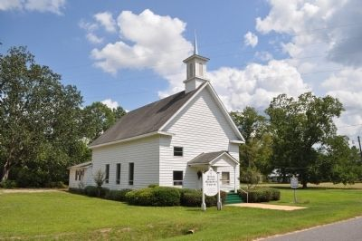 Hilton United Methodist Church image. Click for full size.