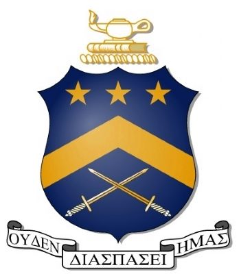 Pi Kappa Phi Fraternity Coat of Arms image. Click for full size.