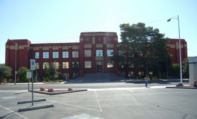 Las Vegas High School image. Click for full size.