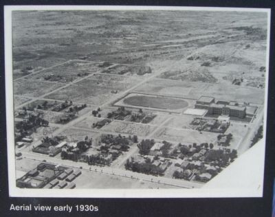 Photo on Las Vegas High School Marker image. Click for full size.