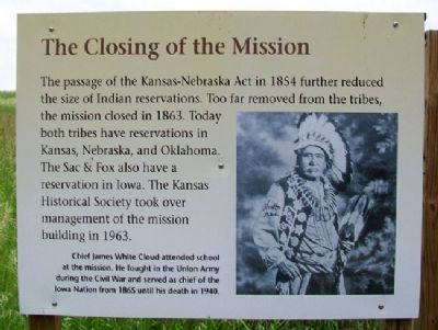 The Closing of the Mission Marker image. Click for full size.