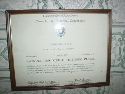 Massachusetts Historical Commission-National Register of Historic Places image. Click for full size.