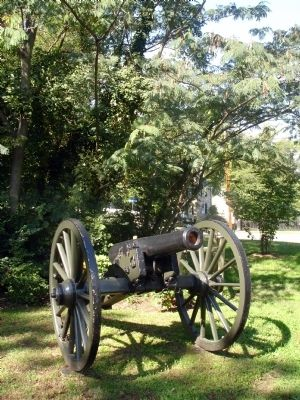Reproduction Cannon image. Click for full size.