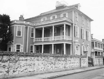 Colonel John Stuart House image. Click for full size.