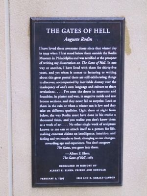 The Gates of Hell Marker image. Click for full size.