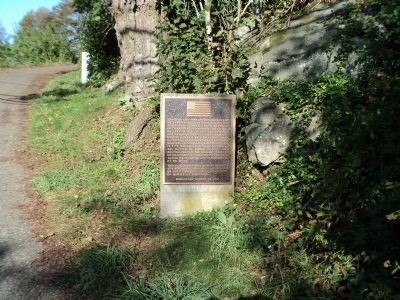 Fort Barton Marker Photo, Click for full size