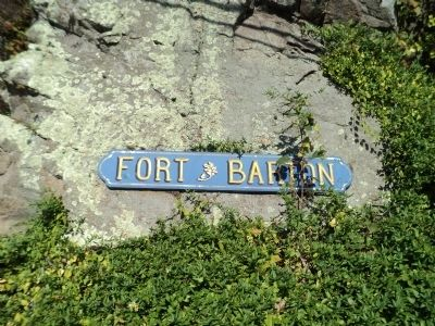 Fort Barton Photo, Click for full size