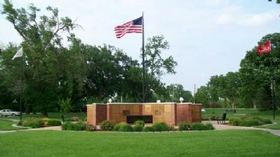 Beatrice Veterans Memorial Wall of Honor image. Click for full size.