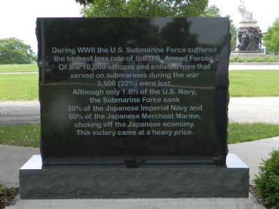 S-36 Submarine Memorial Marker Photo, Click for full size