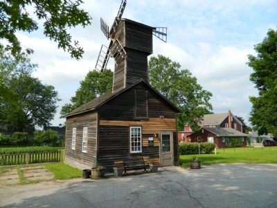 Windmill House image. Click for full size.