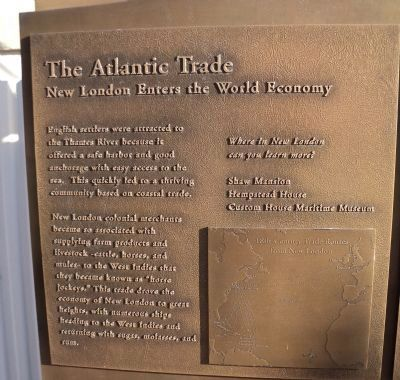 The Atlantic Trade Marker image. Click for full size.