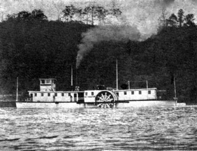 "Steamboat ""New Orleans"" Photo, Click for full size"
