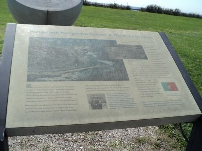 Portuguese Navigators: Pioneers in Maritime Exploration Marker image. Click for full size.