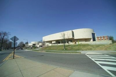 American University Katzen Arts Center Photo, Click for full size