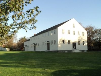 Great Friends Meeting House image. Click for full size.