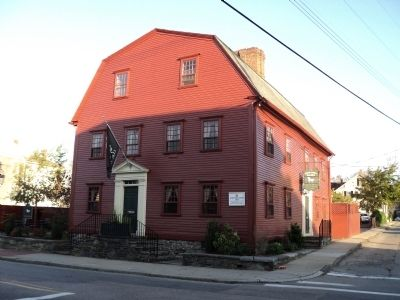 White Horse Tavern image. Click for full size.