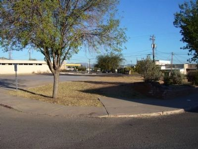 Northwest Corner of Huachuca & 5th Street Photo, Click for full size