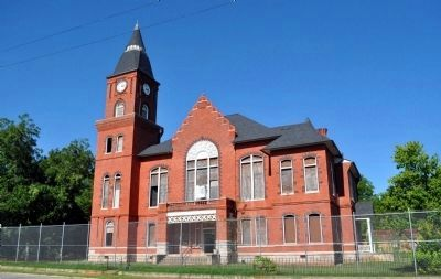 Randolph County Courthouse image. Click for full size.