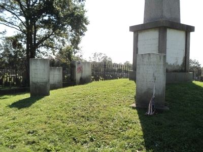 Perry Monument in Island Cemetery image. Click for full size.