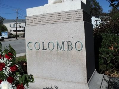 Colombo Marker image. Click for full size.