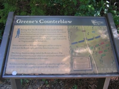Greene's Counterblow Marker image. Click for full size.