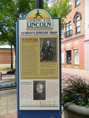 Curran's Jewelry Shop Marker image. Click for full size.