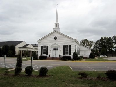 Oak Grove Methodist Church image. Click for full size.